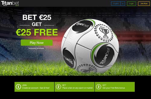 Titanbet Bonus Bets & Exclusive Deals