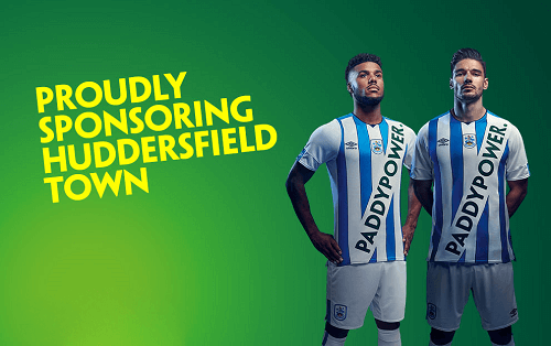 Huddersfield Town FC Pressured to Advertise Paddy Power