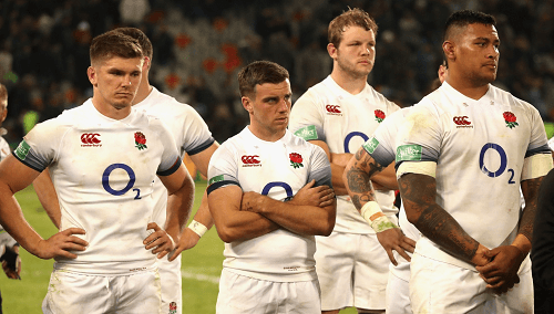 England Fined for Haka Interruption