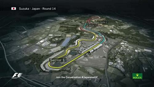 F1 Japan Results AU