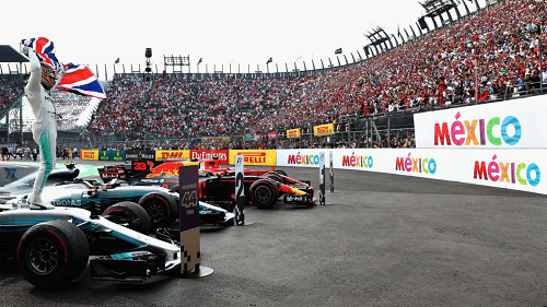 Gran Premio De México Odds