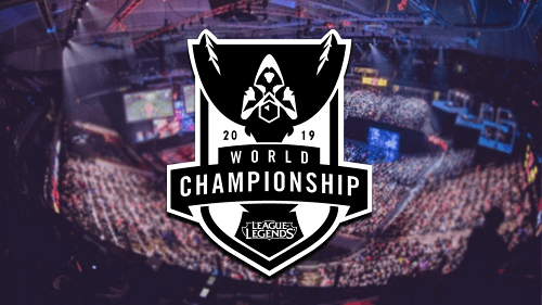 League of Legends Worlds 2019 Aus