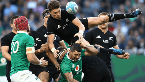 New Zealand v Ireland Highlights