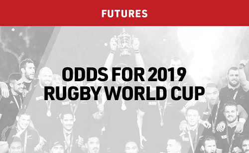 Rugby World Cup Pool Odds