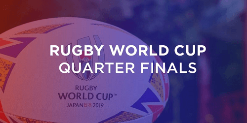 Rugby World Cup Quarter-Final Teams