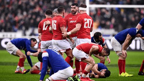 Wales v France Highlights