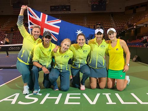 Fed Cup 2019 Australia