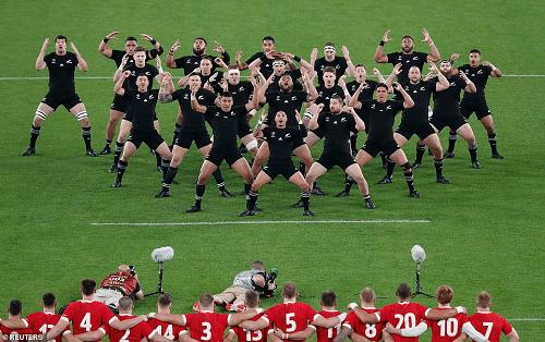 New Zealand v Wales Match Highlights