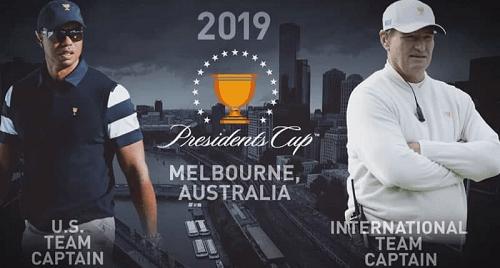 Presidents Cup 2019 Teams