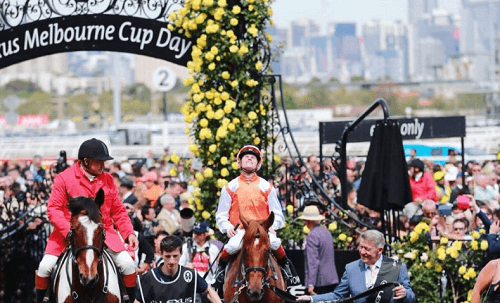 Vow and Declare win Melbourne Cup