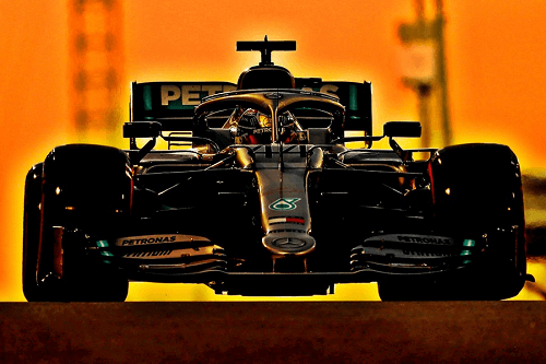 Abu Dhabi Grand Prix Highlights