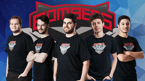 Essendon eSports Bombers AU