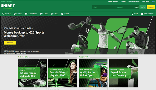 Best Unibet Sportsbook Review
