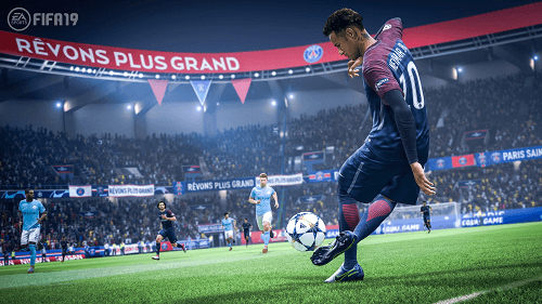 FIFA Gameplay