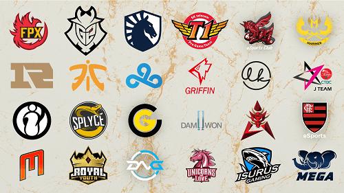 LoL eSports Championship Teams