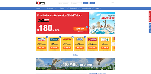 TheLotter Betting Site Review