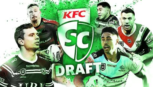 KFC SuperCoach Draft AFL