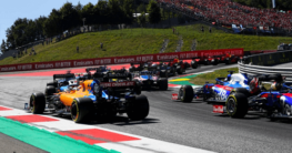 Formula 1 Return in Austria